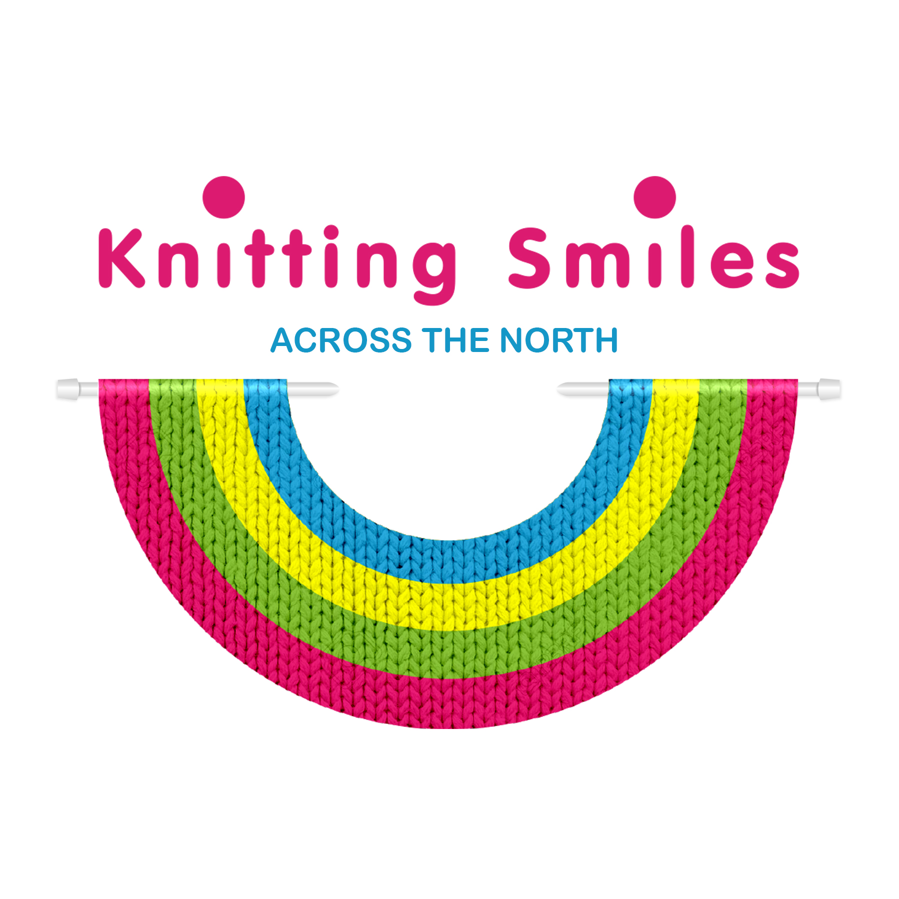 Knitting Smiles Across East Lancs